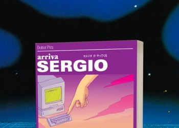 【ARRIVA SERGIO】セルジオがやってくる